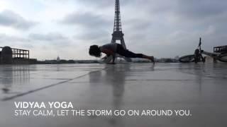 Vidyaa Yoga, Cassandra Keep Calm