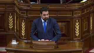Sí a los Fueros de Navarra, Sí al Convenio Económico Íñigo Alli, Congreso de los Diputados
