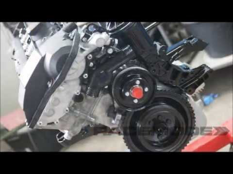 Full rebuild  anew assembly BMW ENGINE M52B28  Tuning By