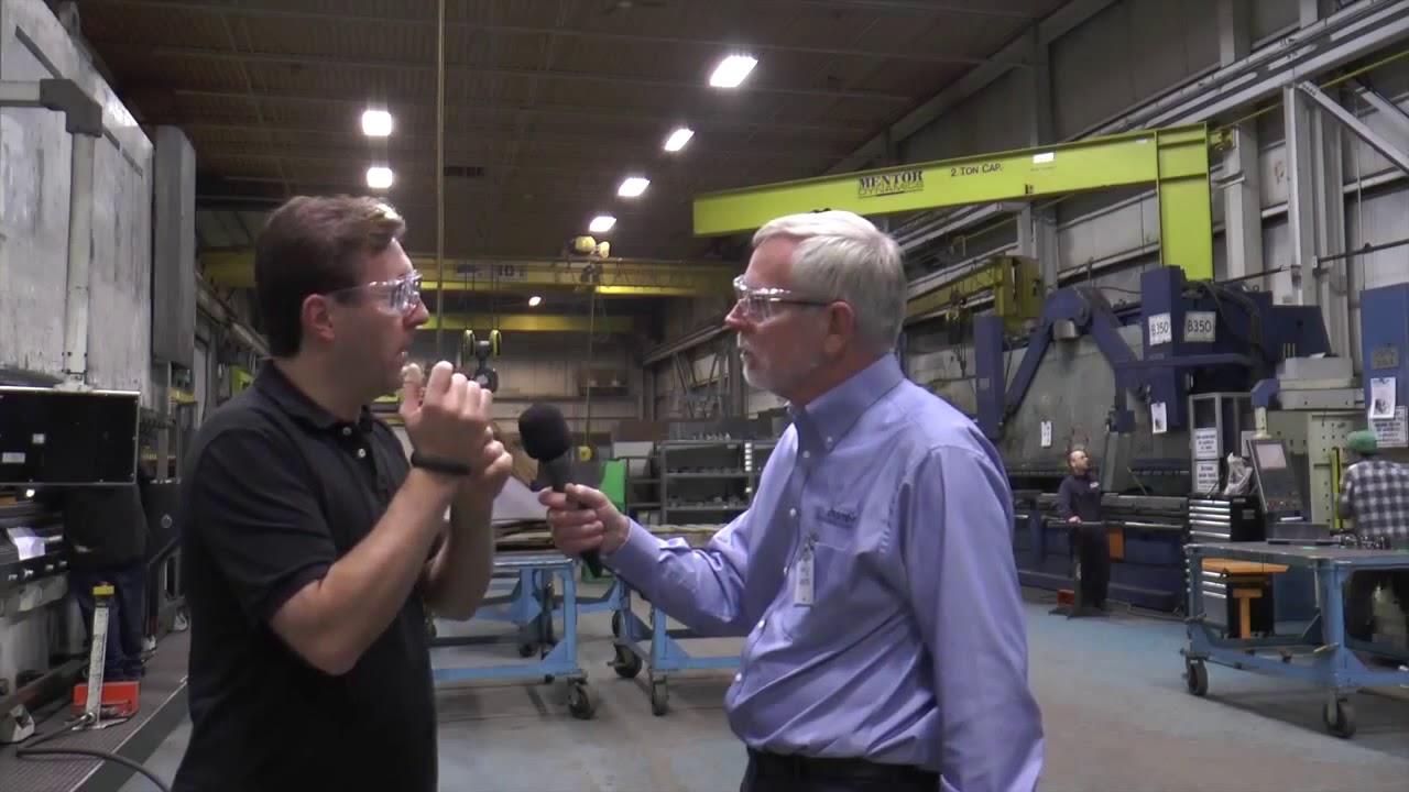 VeriForm Metal Fabrication | Metal Fabricating Done Right!