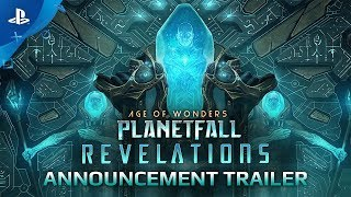 Age of Wonders: Planetfall Revelations - Announcement Trailer | PS4