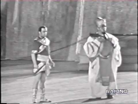 Aida   Arena di Verona 1963