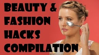 Beauty and Fashion Hacks Compilation | Best of Instagram(Make life easier on yourself, watch our new video for all the beauty and fashion tips and tricks you never knew you needed!, 2016-05-03T03:47:29.000Z)