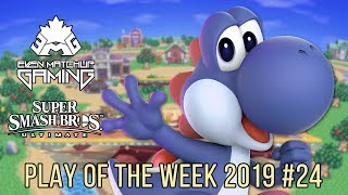 EMG Smash Ultimate Plays of the Week 2019 - Episode 24 (SSBU)
