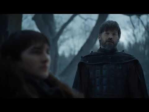 Bran Forgives Jaime Lannister S08 Gameofthrones