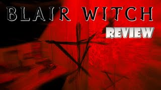Blair Witch (Switch) Review (Video Game Video Review)