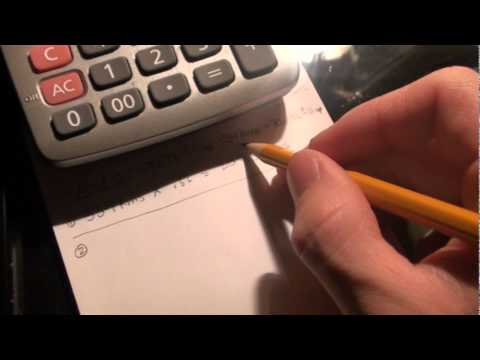 how to calculate fuel mileage long video youtube. Black Bedroom Furniture Sets. Home Design Ideas