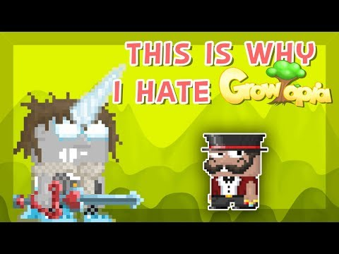 THIS IS WHY I HATE GROWTOPIA!!! 😡