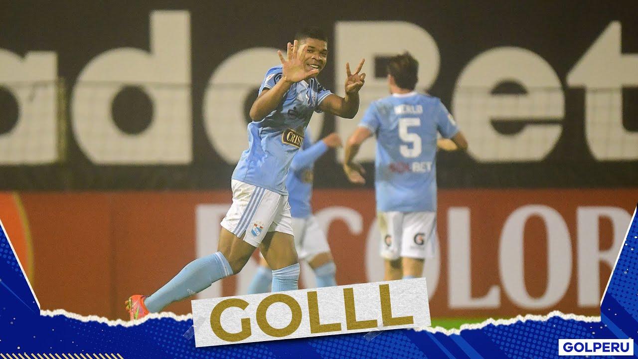Download Copa Bicentenario: Percy Liza anotó así el Sporting Cristal 2-1 Carlos A. Mannucci