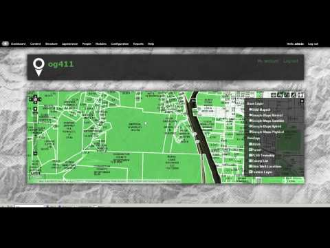 OG411 - Oil and Gas GIS
