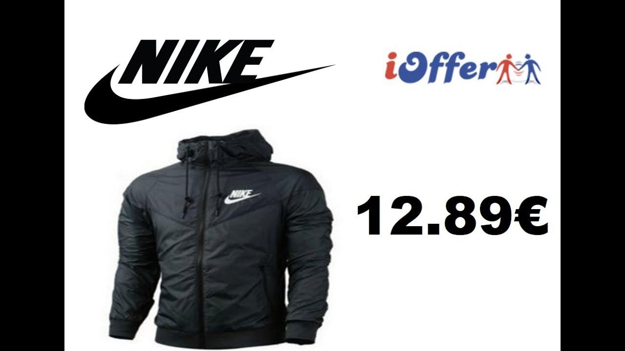Veste Unboxing Nike € Pas 12 Youtube Ioffer Cher 89 fnnxqg6Uwv