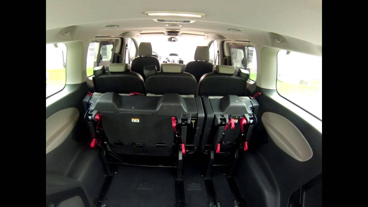 Ford Toureno Custom Seats Configurations