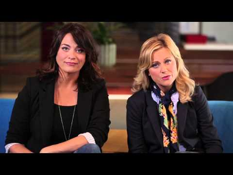 Amy Poehler and Meredith Walker Approve this Message