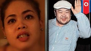North Korea assassin: Indonesian woman alleged killer of North Korean leader's brother - TomoNews