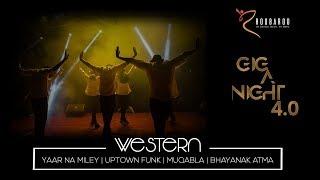 Western Dance Performance | MJ | Roobaroo NIT-Bhopal | GIG-A-NIGHT 4.0