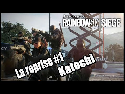 RAINBOW SIX SIEGE MONTAGE #1 | NVX-Katochi | La Reprise