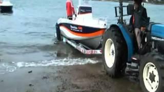 Port a sec : Sortie d'eau ultra-rapide Port de Kerran.avi
