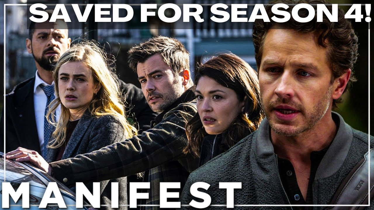 Download MANIFEST SEASON 4 SAVED! ✈️ Fourth & Final Season Returning To Netflix | Why Is It Coming Back?