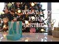 VLOGMAS: WHAT I GOT FOR MY BIRTHDAY!