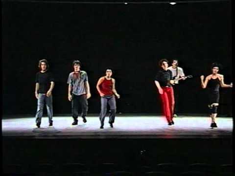 2002 Toda coisa se desfaz Parte 3 Cia 2 Nova Dança