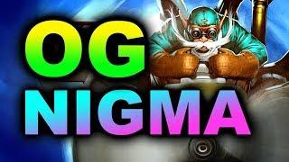 NIGMA vs OG - EU LEAGUE HYPE! - ESL Los Angeles 2020 DOTA 2