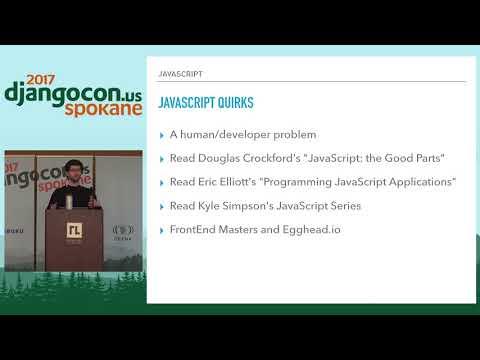 DjangoCon US 2017 - Understanding JavaScript Libraries via React... by Andrew Pinkham