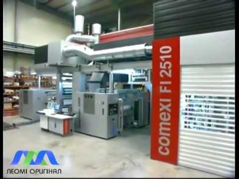 Comexi FI - Flexo Printing.mp4