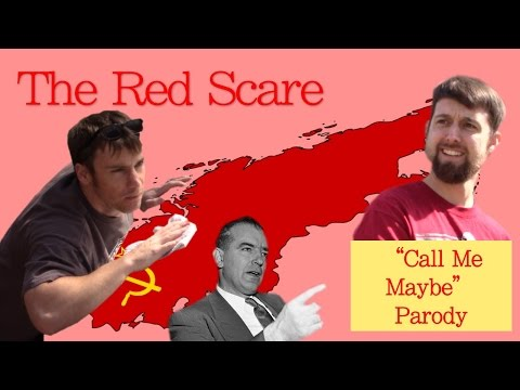 "The Red Scare (""Call Me Maybe"" Parody)"