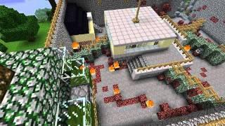 Minecraft Pandora Trailer and download!