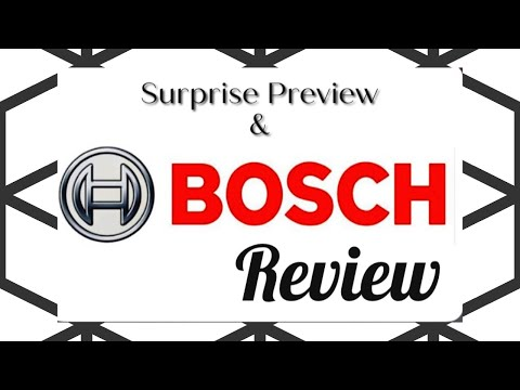 Bosch Distributer Cap and Rotor Review!