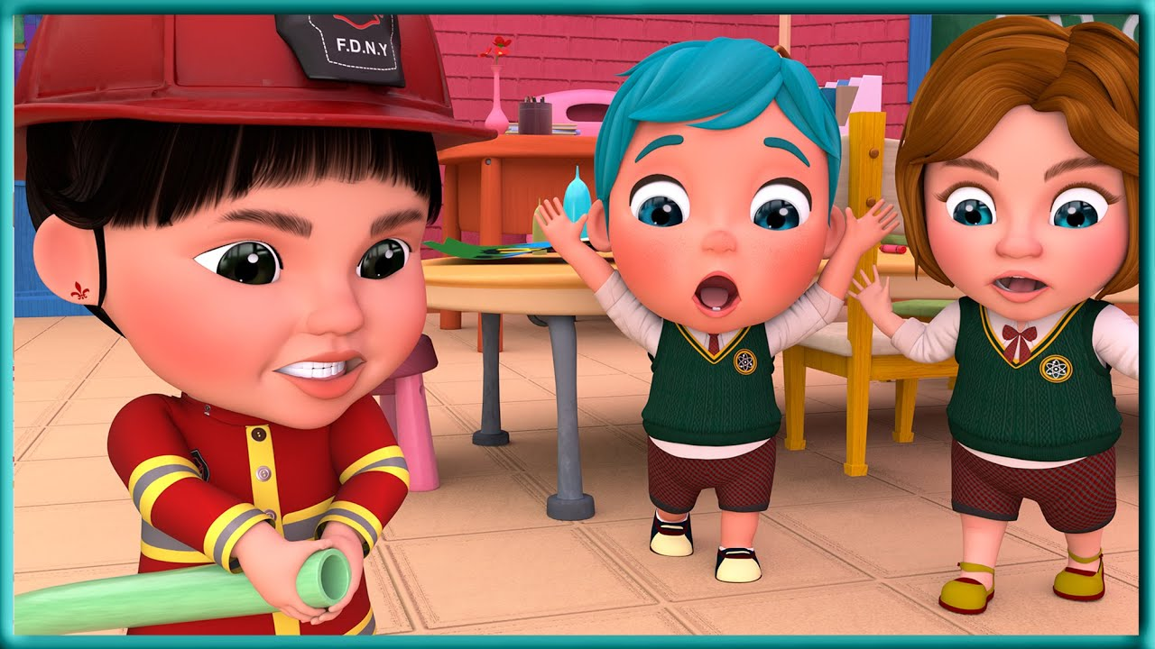 Johny Johny Yes Papa + More Nursery Rhymes & Cartoon Animation For Children - Viola Kids Tv