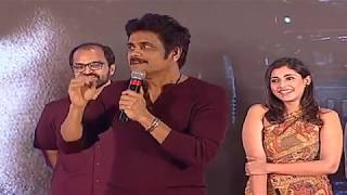 King Nagarjuna Speech @ Goodachari Movie Success | Adivi Sesh | Sobhita Dhulipala | Prakash Raj