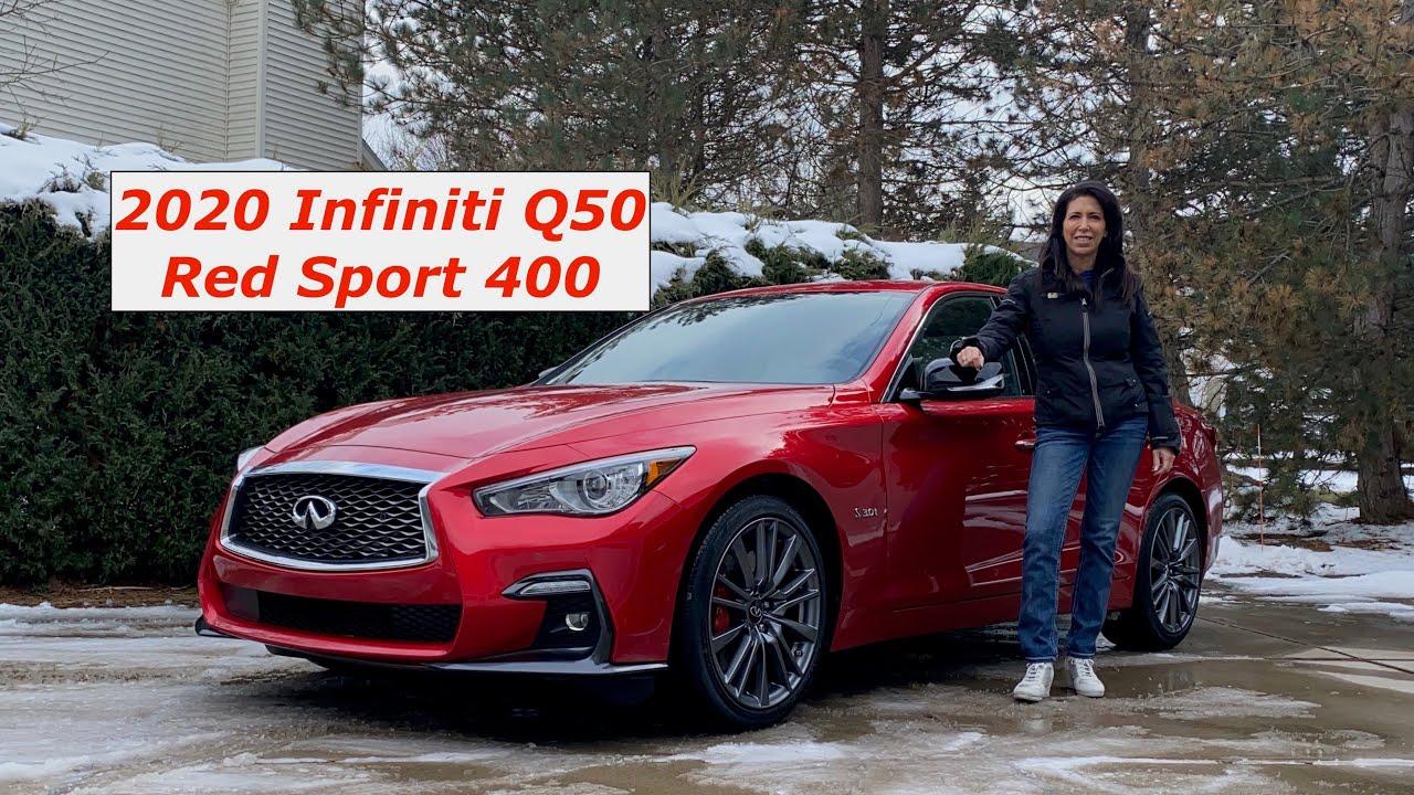 2020 Infiniti Q50 Release