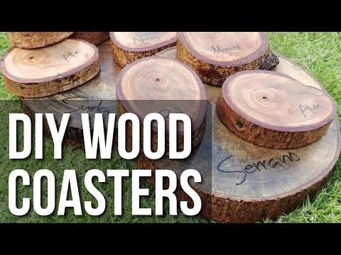 DIY Wood Discs
