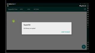Installing SuperSU On MEmu Play