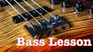 April Sun in Cuba - Dragon - Bass Lesson
