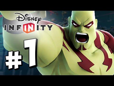 Прохождение Disney Infinity