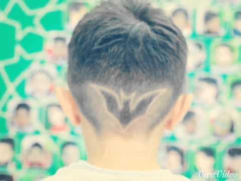 Professional uşaq saç ustası Hüseyin