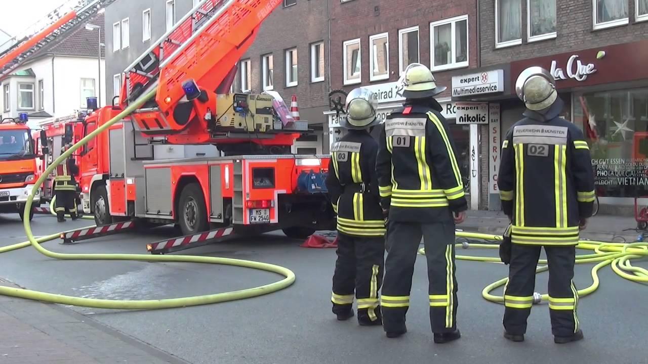Feuerwehr Einsatz Video