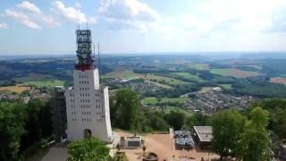 Ein Blick von oben - Saarland