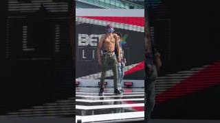 AYO & TEO dancing on stage at the 2017 BET AWARDS WEEKEND