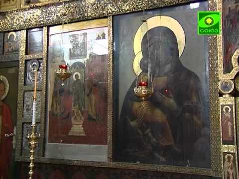 Церковь успения Пресвятой Богородицы в Вишняках