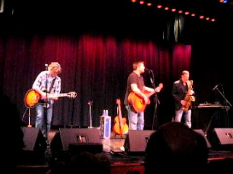 "Edwin McCain ""Sorry to a Friend"" The Boulton Center 11/19/10"