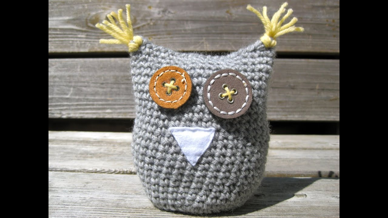 How to Crochet an Owl: Part 1 (magic