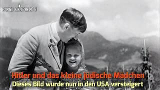★ Adolf Hitler und das kleine jüdische Mädchen (Dieses Bild wurde versteigert)