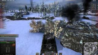 World Of Tanks - Jagdtiger - Заполярье - 8 Фрагов