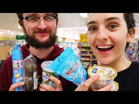 LATE NIGHT VEGAN JUNK FOOD HAUL + WIAT