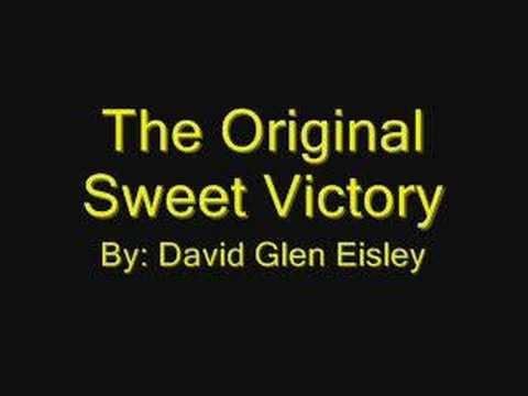 DAVID GLEN EISLEY SWEET VICTORY СКАЧАТЬ БЕСПЛАТНО