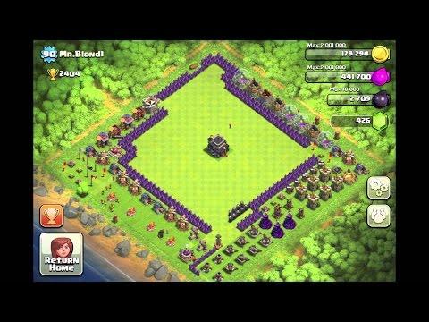 Clash of clans- worst farming defense ever!