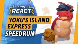 Yoku's Island Express Developers React to 39 Minute Speedrun